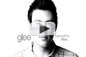 VIDEO: McKinley High Says 'Farewell to Finn' in GLEE Tribute Promo