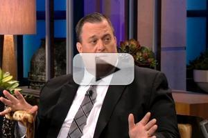VIDEO: Billy Gardell Talks 'Jersey Boys' Film on JAY LENO