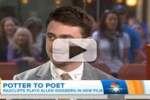 VIDEO: Daniel Radcliffe Chats 'Kill Your Darlings' on TODAY