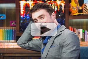VIDEO: Daniel Radcliffe Talks 'Harry Potter: The Broadway Musical' on Bravo