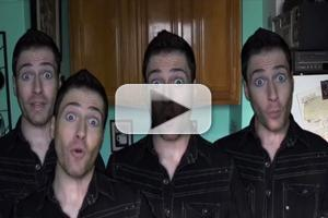 BWW TV EXCLUSIVE: CHEWING THE SCENERY WITH RANDY RAINBOW - Randy Goes INTO THE WOODS!