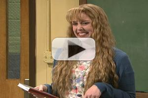 VIDEO: SNL Presents Poetry Class