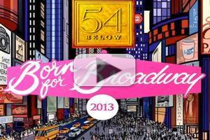 STAGE TUBE: Annaleigh Ashford, John Tartaglia & More Perform at BORN FOR BROADWAY 2013