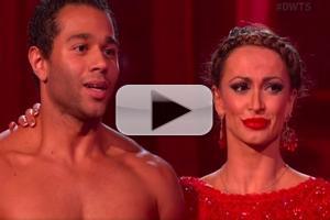 VIDEO: Corbin Bleu Dances Intense Paso Doble on DANCING WITH THE STARS