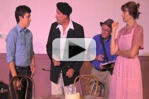 BWW TV: Sneak Peek at Bare Bones' THREE: An Evening of One-Act Plays
