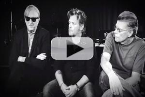 STAGE TUBE: Sneak Peek at John Mellencamp, Stephen King and T Bone Burnett Talking GHOST BROTHERS Tour