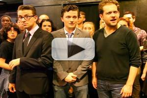 STAGE TUBE: Laura Osnes, Santino Fontana & More Guest on CITY OF DREAMS Season Finale