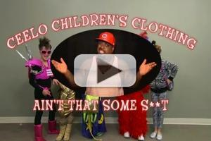 VIDEO: Team Coco Introduces CeeLo Green Clothing Line