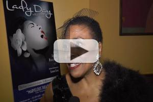 BWW TV: Dee Dee Bridgewater Talks LADY DAY on Opening Night!