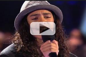 VIDEO: 'X Factor' Hopeful Sings HAIRSPRAY's 'New Girl in Town'