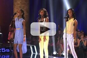 VIDEO: Highlights from Last Night's THE X FACTOR - The Groups