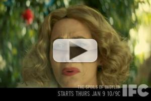 VIDEO: First Look - Kristen Wiig & More in IFC's SPOILS OF BABYLON, Premiering 1/9