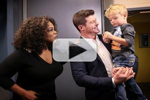 VIDEO: Sneak Peek - Robin Thicke Talks 'Twerk Seen 'Round the World' on Next OPRAH'S NEXT CHAPTER, 10/13