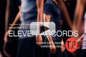 STAGE TUBE: Sneak Peek at TDT's ELEVEN ACCORDS