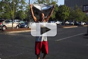 STAGE TUBE: Final Training Days Before Hines Ward Becomes an IRONMAN
