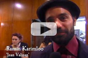 STAGE TUBE: LES MISERABLES Opens in Toronto; Ramin Karimloo, Colm Wilkinson & More on the Show's Lasting Legacy