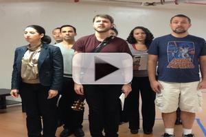 STAGE TUBE: In Rehearsal with Beautiful Soup's LIFT