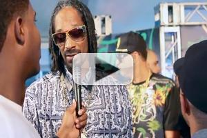 VIDEO: Snoop, Nelly, Rich Homie Quan and More Talk Gun Violence at 2013 BET Hip-Hop Awards