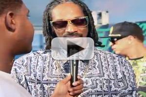VIDEO: Snoop & More Talk Gun Violence at the BET Hip-Hop Awards