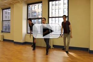 STAGE TUBE: Anna Kendrick's 'Cups' Gets Remixed by Broadway Tappers!