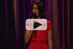 STAGE TUBE: Watch Aparna Nancherla Do Stand Up on CONAN!