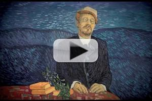 VIDEO: Oil Paintings in Style of van Gogh Strung Together for Film LOVING VINCENT, Aiming for 2015