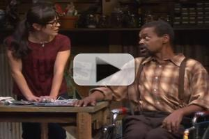 STAGE TUBE: Highlights from THE MOST DESERVING World Premiere; Opens Tonight at Denver Center