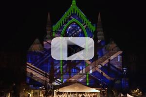 VIDEO: Cincinnati Symphony's LUMENOCITY, Part 5: Ravel's 'Bolero'