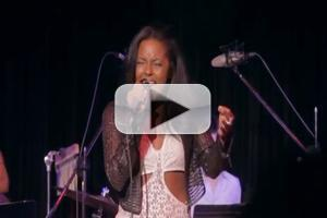 STAGE TUBE: BRING IT ON's Adrienne Warren Performs Lyons & Pakchar's 'Kinda Over You'