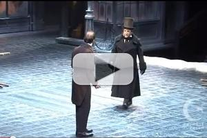 STAGE TUBE: First Look at J.C. Cutler, Bob Davis and More in Highlights of Guthrie's A CHRISTMAS CAROL