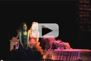 STAGE TUBE: WICKED Mexico - 'Popular'