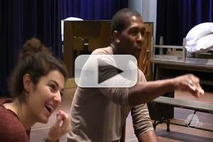 STAGE TUBE: Sneak Peek at World Premiere of LOVE IN AFGHANISTAN at Arena Stage