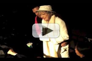 STAGE TUBE: Elaine Stritch Attends 'SHOOT ME' Screening at Chicago International Film Festival