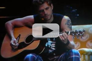 STAGE TUBE: On This Day 10/21- Aaron Tveit