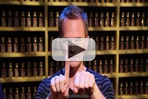 BWW TV: Neil Patrick Harris & NOTHING TO HIDE Team Show Off Magic Tricks!