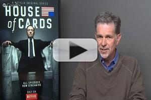 VIDEO: Netflix Hits Subscriber Milestone with 40 Million Worldwide - Watch the Q3 2013 Earnings Interview