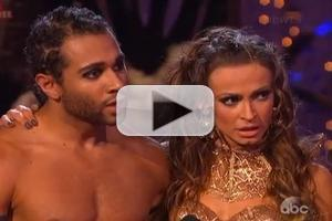 VIDEO: Corbin Bleu Channels 'Game of Thrones' on DWTS