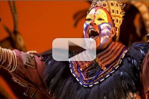 BWW TV: Disney's THE LION KING at the Pantages