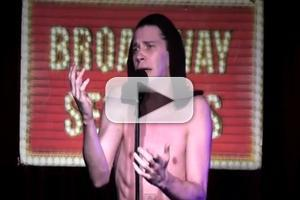 STAGE TUBE: KINKY BOOTS' Joey Taranto Performs 'I'm the Greatest Star' at BROADWAY SESSIONS