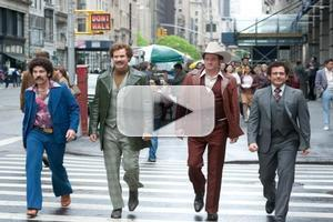 VIDEO: First Look - New Trailer for ANCHORMAN 2: THE LEGEND CONTINUES