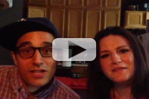 STAGE TUBE: Jared Zirilli Chats with WICKED & MAMMA MIA!'s Carrie Manolakos on BROADWAY BOO'S