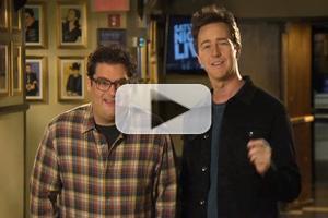 VIDEO: Edward Norton Speaks Japanese in New SNL Promo