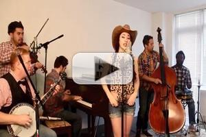 VIDEO: Postmodern Jukebox Covers Robin Thicke's 'Blurred Lines' - Bluegrass Style