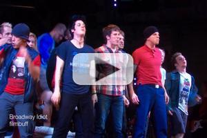 BWW TV: Green Day Documentary BROADWAY IDIOT Comes to the Big Screen
