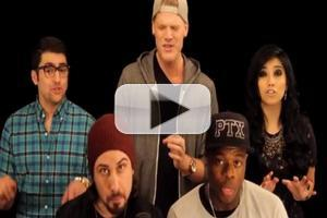 VIDEO: First Listen: 'The Sing-Off's PENTATONIX Releases 'Evolution of Beyonce'