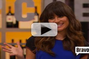 VIDEO: Sneak Peek - Lea Michele to Guest on Bravo's TOP CHEF Halloween Episode
