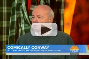 VIDEO: Comedy Legend Tim Conway Talks New Memoir on TODAY