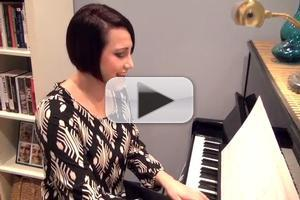 BWW TV: In Rehearsal with Natalie Weiss for Her 54 Below Concert on 11/1!