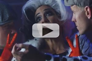 STAGE TUBE: Shoshana Bean, Adam Lambert & More Take Revenge in Todrick Hall's 'Spell Block Tango'