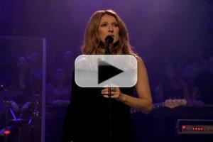 VIDEO: Celine Dion Performs New Single 'Loved Me Back' on FALLON